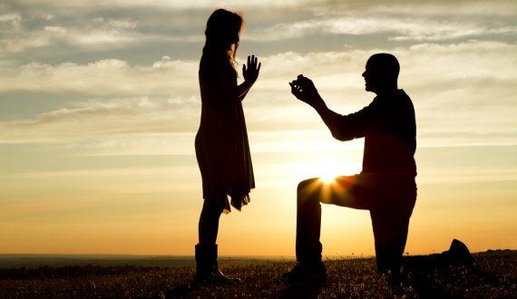 結婚やプロポーズ